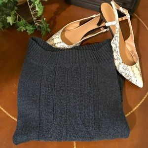 Style & Co Cable Knit Sweater